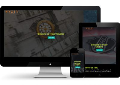 Hyzer Studios – Website