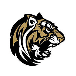 conroe tigers football logo and tagline