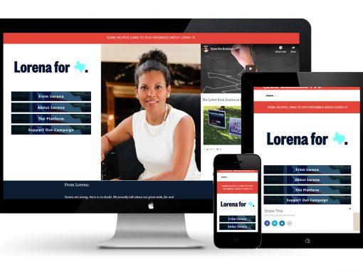 Lorena Perez-McGill for Texas House 2020